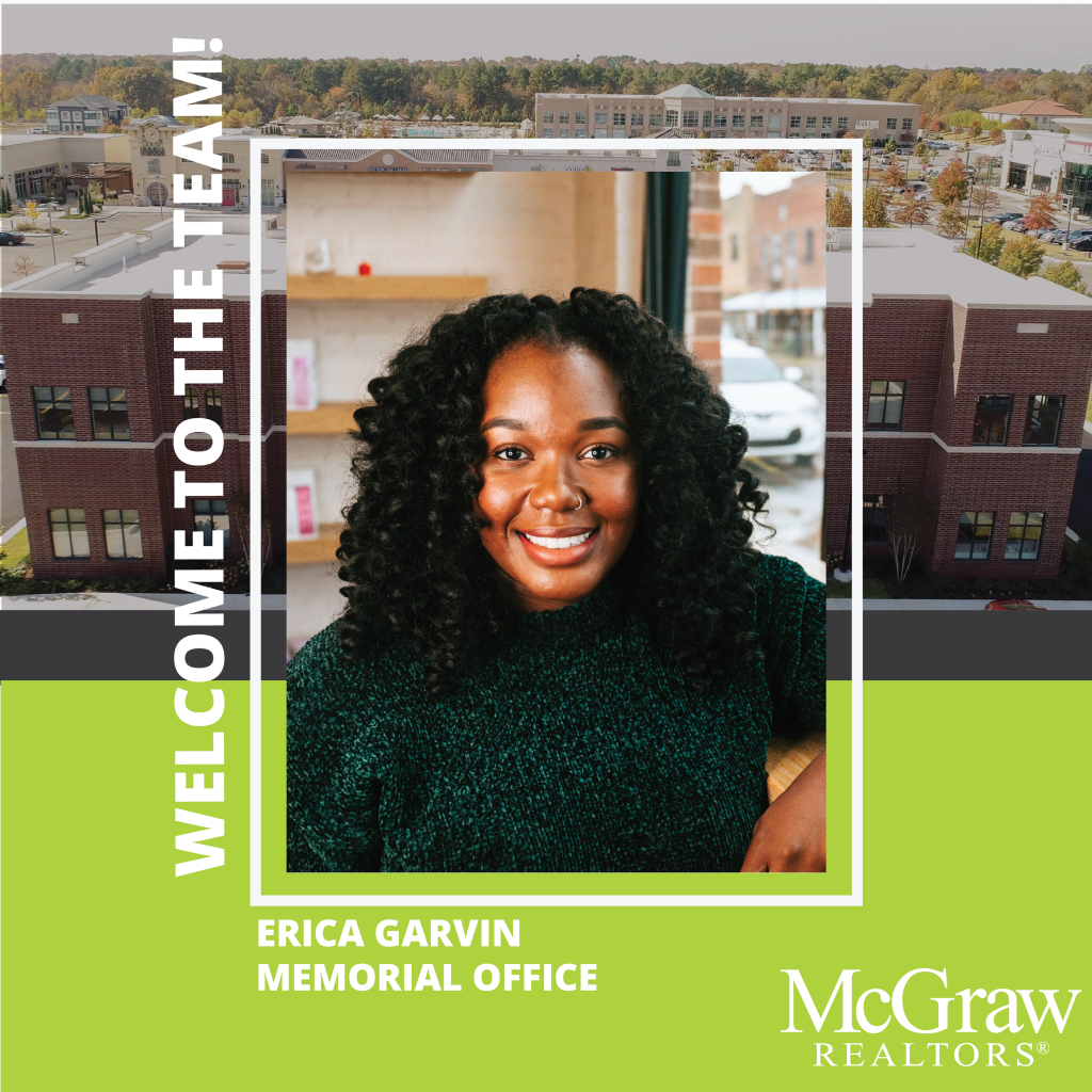 Erica Garvin with McGraw REALTORS®
