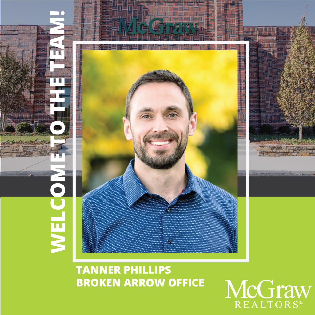Tanner Phillips with McGraw REALTORS®