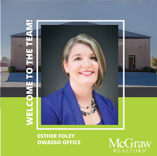 Esther Foley with McGraw REALTORS®